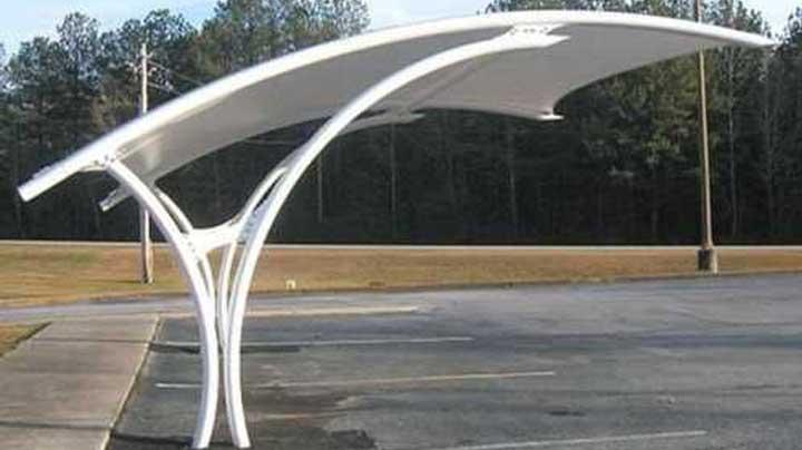 Jasa Pemasangan Tenda Membrane Profesional Dan Tepercaya