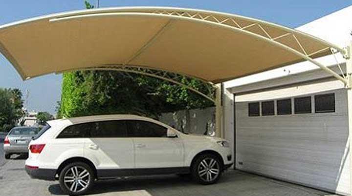Harga canopy membrane bandung