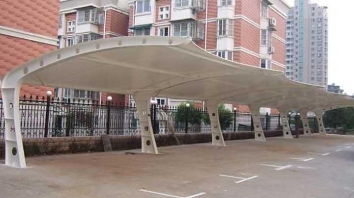 Kontraktor Tenda Membrane Profesional Recommended