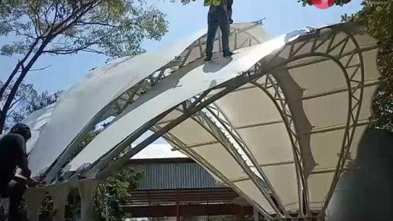 Jual Tenda Membrane Bahan Terbaik Kualitas Tinggi