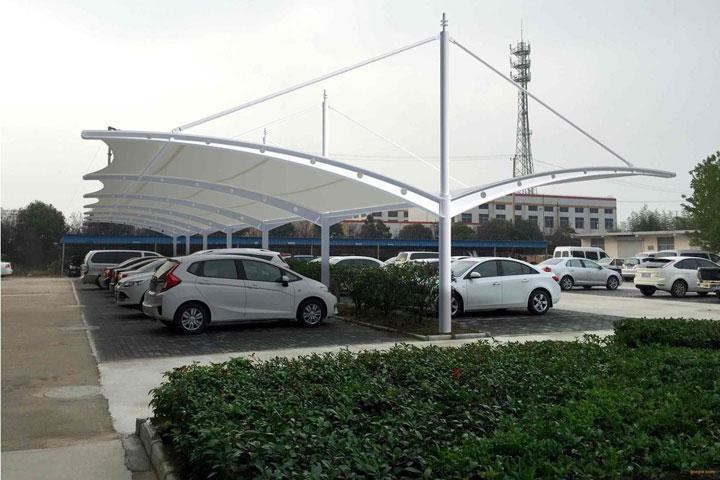 Jasa Canopy Membrane Profesional Terkemuka